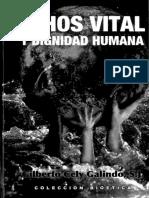 Ethos Vital y Dignidad Humana 2008