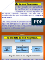 modelo de Von Neumann.PPT