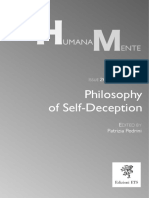 Philosophy of Self Deception.pdf