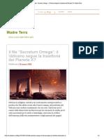 """Il file """"Secretum Omega""""_ il Vaticano segue la traiettoria del Pianeta X_ _ Madre Terra.pdf"""
