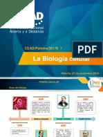 La Biologia Celular
