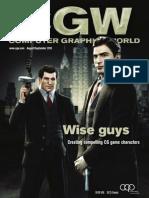 Computer Graphic World 2010-08-09