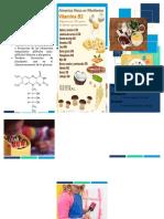 Funciones de La Vitamina B2