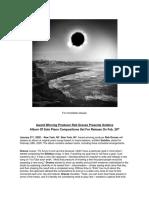 Solstice Press Release - Rob Graves