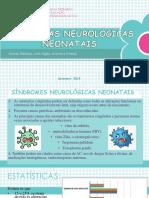Apresentação ANOMALIAS NEUROLÓGICAS