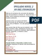 CITAS-Dla vida de Jesús  JESUS