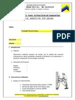 Procedimiento de Extraccion Diamantia- Esclerometro (2)