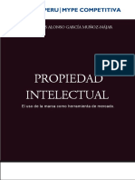 PROPIEDA INTELECTUAL