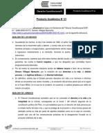 DERECHO CONSTITUCIONAL II PA1 Zygiami