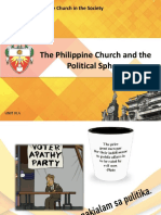 PPT UNIT IV.A. The Philippine Church and the Political Sphere(edited).pdf