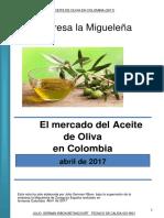 Estudio mercado aceite de oliva 2017
