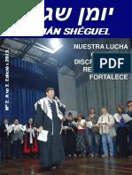 Revista Yoman Sheguel No2 Ed2013