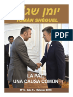Revista Yoman Sheguel No5 Ed2016