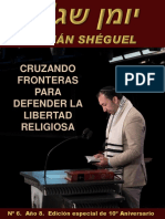 Revista Yoman Sheguel No6 Ed2017-2019