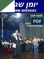 Yoman Sheggel Magazine No2 Ed2013 Eng
