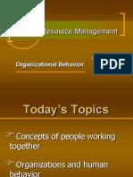 HRM slides