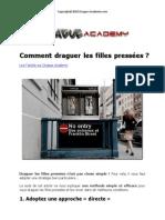 37616081 Comment Draguer Les Filles Pressees