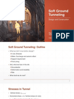 Soft Ground Tunneling Design and Construction-NGS Fourth Monthly Lecture Series on 7th Feb 2019