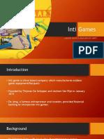 IBE - inti games