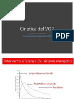 Cinetica Del VO2