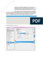 PSD to CSS to WP