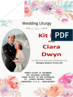 Final_Wedding Liturgy of Kit & Ciara