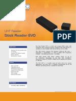 Stick Reader EVO - UHF
