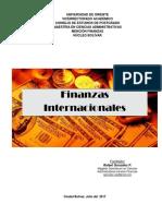 Planificación Finanzas Internacionales VIII-A