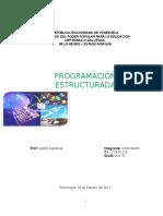 programacion estructurada.doc