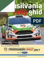 Transilvania Rally Ghid 2017