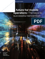 A Future for Mobile Operators the Keys to Successful Reinvention