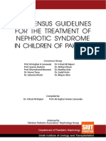 Nephrotic Syndrome Guidelines 2019