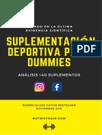 GUÍA SUPLEMENTACIÓN DEPORTIVA DUMMIES NUTRI4TRAIN.pdf