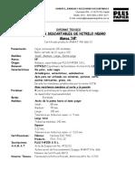 Info Tecnico Nitrilo Negro