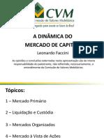 2016 09 09 Adinamicadomercadodecapitais Faccini