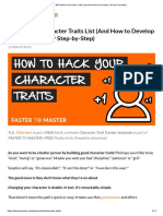 99 Positive Character Traits List (And How to Develop a Good Character).pdf