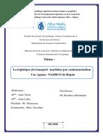 La logistique du transport  maritime par conteneurisation.pdf