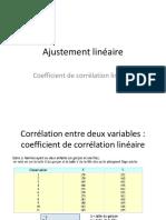 4_Ajustement linéaire-coef de corel lineaire_4