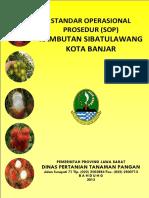 Standar Operasional Prosedur (Sop) Rambutan Sibatulawang Kota Banjar
