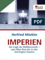 Imperien - Munkler, Herfried