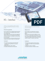 HS+ Interface - samtec automotive software & electronics GmbH