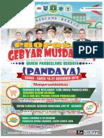 Proposal Gebyar Musda Pandaya