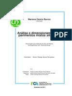 Dissertação_Análise e Dimensionamento de Pavimentos Mistos Slim Floor