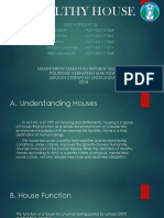 HEALTHY HOUSE PPT