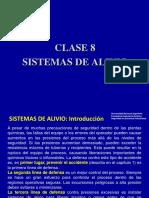 Clase 8 Sistemas de Alivio SPI 2019