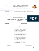 PROYECTO DE INVESTIGACIÓN ESTADO Y CIUDADANIA