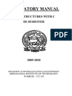 Laboratory Manual Content Page