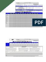 FT-SST-024 Formato Cronograma de Capacitación y Entrenamiento