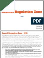 costal regulation zone