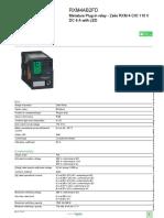 Zelio Electromechanical Relays_RXM4AB2FD